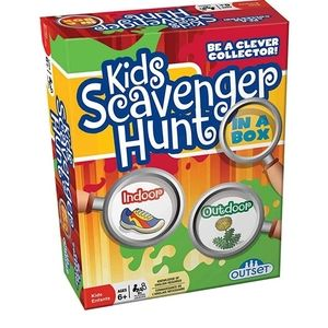 🆕 Kid's Scavenger Hunt 🆕 Indoor, Outdoor, Games
